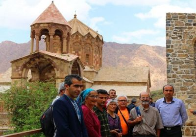Iran launches Tabriz-Jolfa free tourist train