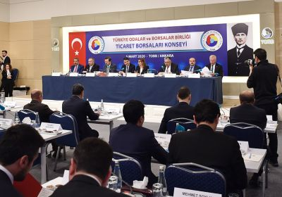 TOBB Commodity Exchanges Council convened
