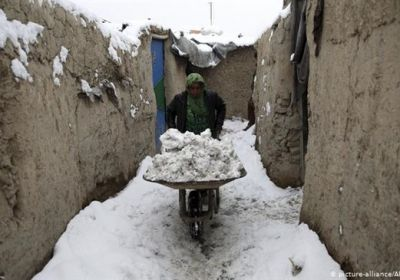 Severe weather in Afghanistan, Pakistan..