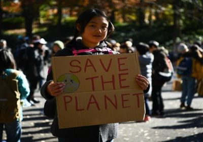 Climate protests across globe call for UN..