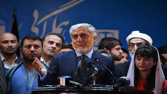 Abdullah claims victory