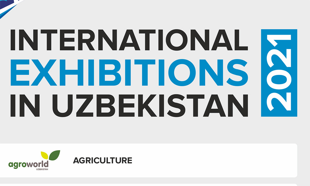 International exhibitions in Uzbekistan in 2021 2