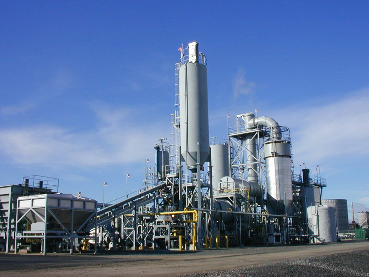 New cement plant may