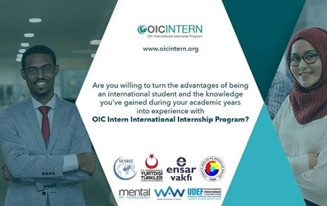 OIC Intern applications