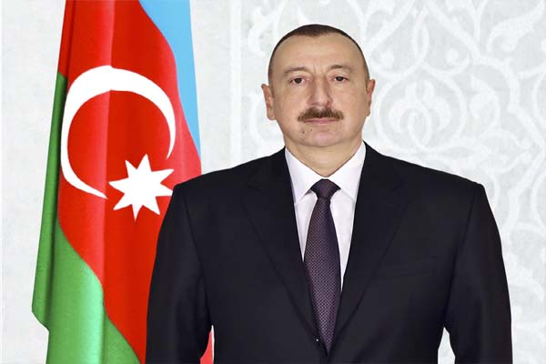 President Ilham Aliyev expands