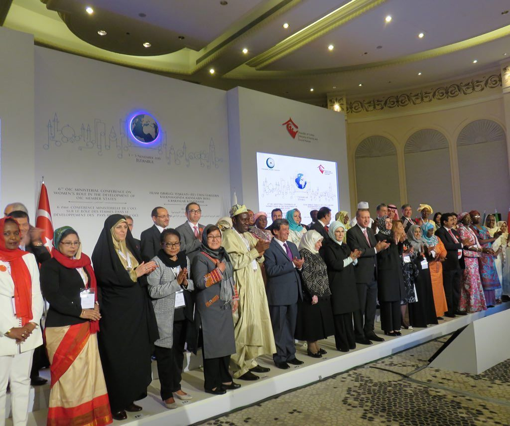 OIC: Women Advisory Council's First Session Convenes in Istanbul