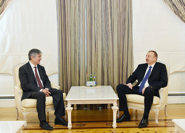 ECO Secretary General paid an Official visit to Baku