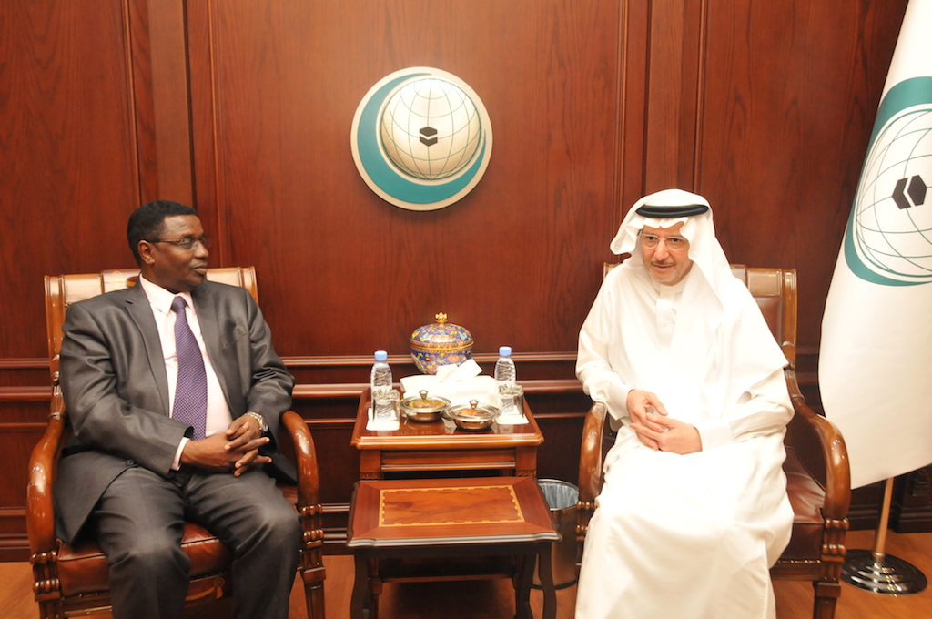 OIC Secretary General Meets Sudan