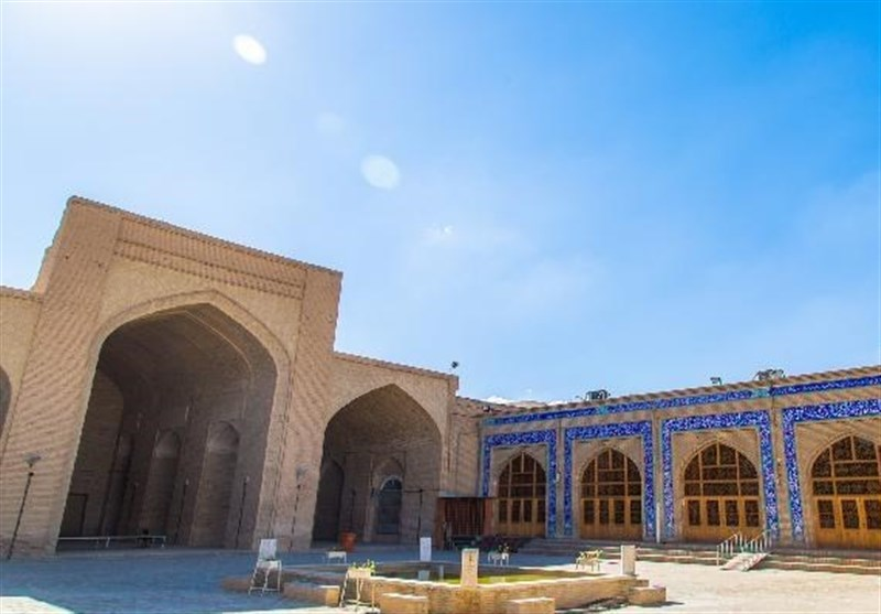 Jame Mosque in Damghan 1